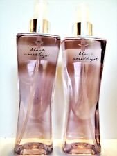 Bath Body Works BLACK AMETHYST Fragrance Mist, 8 fl oz/236 mL, NEW x 2