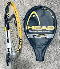 Head Ti Conquest Tennis Racquet 4 3/8 - With Cover - Nice!!!