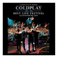 Coldplay ‎– Live (2019) - Brand new Vinyl Record Sealed