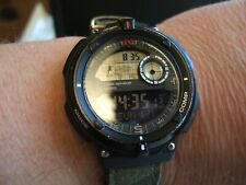 Good Men's Casio Military Outgear Twin Sensor SGW-600H LCD Watch! RRP £80!