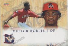 2018 Auburn Doubledays Victor Robles RC Rookie Washington Nationals