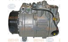 HELLA Compresor aire acondicionado 12V Para MERCEDES CLASE C 8FK 351 316-771