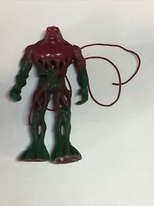 """Vintage 1990 Kenner DC Comics Swamp Thing Camouflage Toy Action Figure 5"""" Height"""
