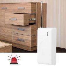 433MHz Wireless Vibration Alarm Sensor Door Window Detector for Home Security