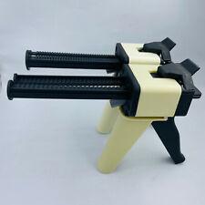 Dental 50ml Impression Mixing Dispenser Dispensing Caulking Gun 21 41 Ratio