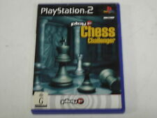 PS2 GAME PLAY IT CHESS CHALLENGER