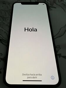Apple iPhone X - 256GB - Silver (Unlocked), Great Condition.