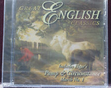 Superb English Classics CD Mint Order 20 Tracks Top Composers New