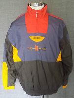 extremely rare true vintage ADIDAS ORIGINALS Man's Jacket Size: XL VERY GOOD