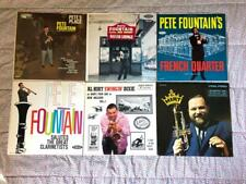 New ListingLot of 6 Records - Pete Fountain & Al Hirt jazz big band swing dixieland 60s
