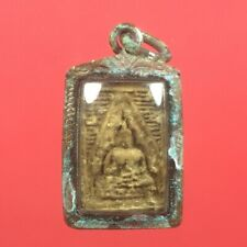 PERFECT RARE SOMDEJ LP SOD THAI BUDDHA AMULET WEALTH LUCKY