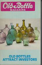 Old Bottle Magazine August 1983 Vol 16 No 8 USA 0562F