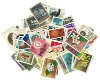 Collection of 100 Stamps from Poland  70`s and 80`s CTO all different ref.1115