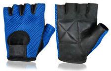 Gants bleu pour cycliste taille XXL
