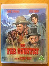THE FAR COUNTRY (ARROW ACADEMY Blu-ray) JAMES STEWART. Western