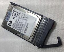 HP DISQUE DUR 72 GO SAS WITH CADDY 431954-002 375863-014 ST973402SS