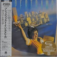 SUPERTRAMP - Breakfast In America - Japan Mini LP SHM - UICY-77877 - CD
