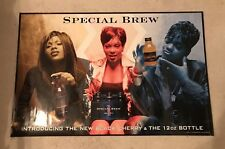St. Ides Brewing 1998 Beer Poster - Total Singing Group