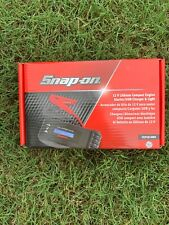 Snap-on Engine Starter. Compact 12v Lithium Starter, Charger And Light