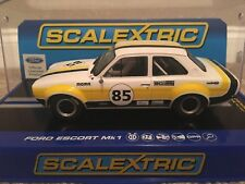 Scalextric Ford Escort MK1 RS 1600 Race Car New Boxed