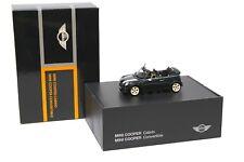 1:43 Minichamps Mini Cooper R52 Convertible green NEW bei PREMIUM-MODELCARS
