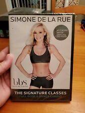 Body By Simone The Signature Classes Dvd Simone De La Rue