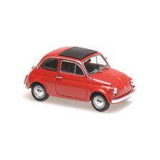 Maxichamps 940121600 Fiat 500L rot Maßstab 1:43 Modellauto NEU!°