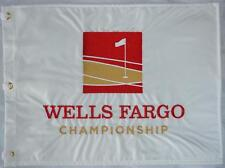 2012 WELLS FARGO CHAMPIONSHIP Embroidered Golf Flag (Rickie Fowlers 1st PGA Win)