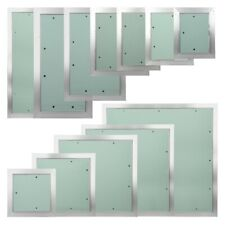 Plasterboard access panels inspection hatch drywall revision service door flaps