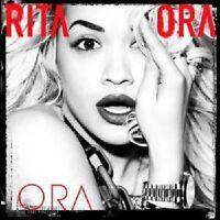 RITA ORA - ORA  CD 12 TRACKS INTERNATIONAL POP  NEU