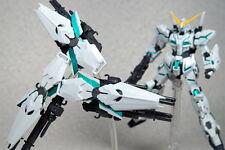 Robot Spirits Damashii Limited Gundam Unicorn Green Awaken Shield Funnel version