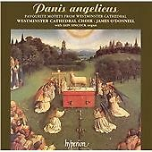 ! panis angelicus: Favourite Motets from Westminster Cathedral cd very good cond