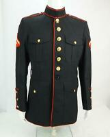 Crown Clothing US Military Men's Marine Corp Uniform Coat 41L