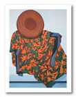 Serendipity by William Kwamena-Poh Hand Signed and Numbered Serigraph