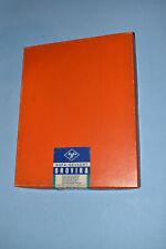 "Vintage Opened Box Agfa Gevaert Brovira Bw1 Photographic Paper 8x10"" 90+- Sheets"