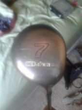 Daiwa 7 wood in good condition with average amount of wear.