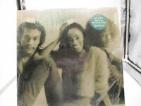 Shalmar, Three for Love LP#BZL1-3577-B Shrink, Hype  Solar Records VG+ c VG+