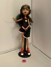 Monster High Doll Cleo De Nile Fearleading Cheerleading Squad Fearleader