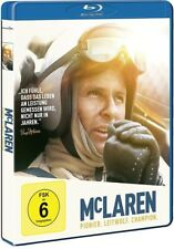 McLAREN: Pionier, Leitwolf, Champion (Bruce McLaren) Blu-ray Disc NEU+OVP