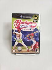 Backyard Sports: Baseball 2007 ( GameCube, 2007) NEW! Sealed EXTREMELY RARE!