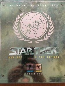 Star Trek 30th Anniversary Phase One Mini-Master Trading Card set w/bonus cards