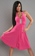 Vestiti da donna rosa Koucla party