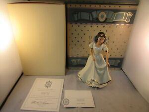 Lenox Classic Disney Showcase Collection Snow White Figurine New & COA
