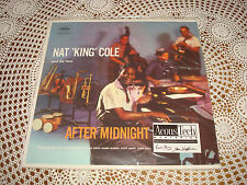 NAT KING COLE After Midnight Audiophile CAPITOL APP 782-45 3x 180g LP NEW SEALED