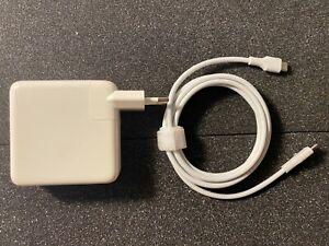 Chargeur USB-C 61w compatible pour Apple Macbook Pro Air Retina