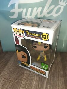 2021 ECCC Funko Pop Animation Exclusive Thundarr the Barbarian Princess Ariel