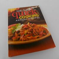 Taste of Home Quick Cooking Annual Recipes 2010 Hardback Cookbook Chicken Cheese