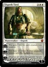 ELSPETH TIREL Scars of Mirrodin MTG White Planeswalker Soldier MYTHIC RARE