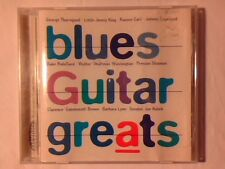 CD Blues guitar greats GEORGE THOROGOOD JOHNNY COPELAND COME NUOVO LIKE NEW!!!