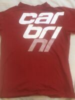 Red Carbrini T shirt XS